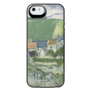 Vincent van Gogh - View of Auvers iPhone SE/5/5s Battery Case