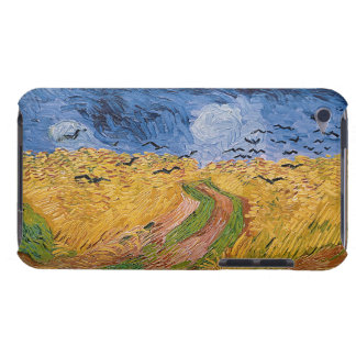 Vincent van Gogh   Wheatfield with Crows, 1890 iPod Touch Case