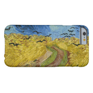 Vincent van Gogh - Wheatfield with Crows Barely There iPhone 6 Case