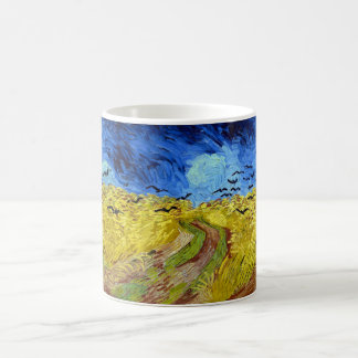 Vincent van Gogh Wheatfield with Crows Coffee Mug