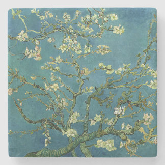Vincent van Gogh's Almond Blossom Stone Coaster