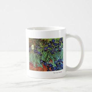 Vincent Van Gogh's 'Irises' Mug