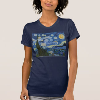 Vincent Van Gogh's Starry Night T-Shirt