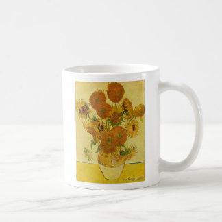 Vincent Van Gogh's 'Sunflowers' Mug