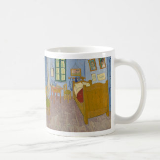 Vincent's Bedroom in Arles by Vincent van Gogh Coffee Mug