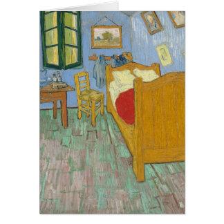 Vincent's Bedroom in Arles Card