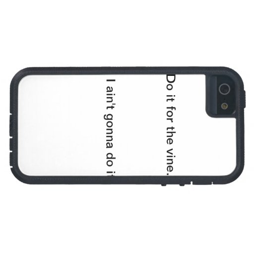 Vine iPhone 5 Covers