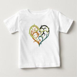 vine heart tribal t shirt