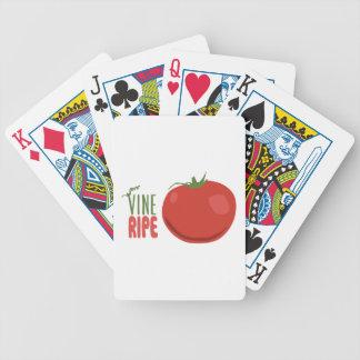 Vine Ripe Card Decks