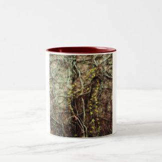 vines cup coffee mug
