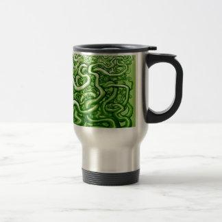 Vines GREEN Travel Mug