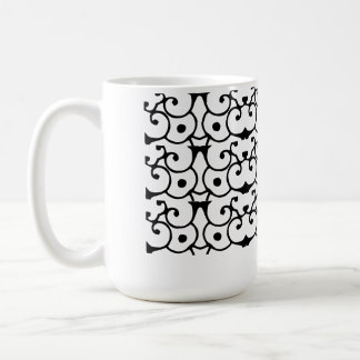 Vines Coffee Mugs