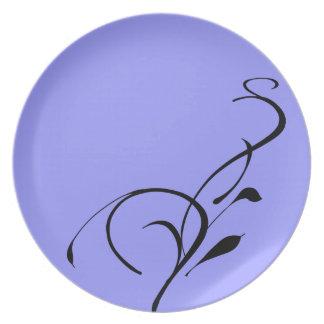 Vines Plate