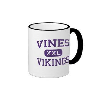 Vines - Vikings - Vines High School - Plano Texas Coffee Mugs