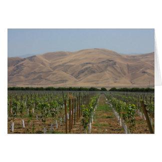 Vineyard Notecard