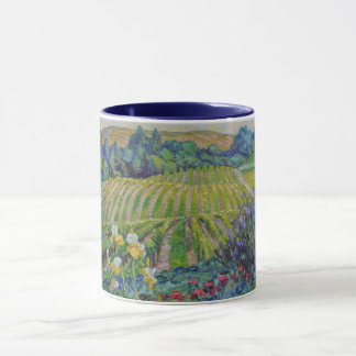 Vineyard View Mug