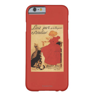 Vingeanne Milk Girl with Cats Barely There iPhone 6 Case