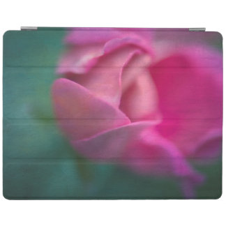 Vining Geranium Bud, Digitally Altered iPad Cover