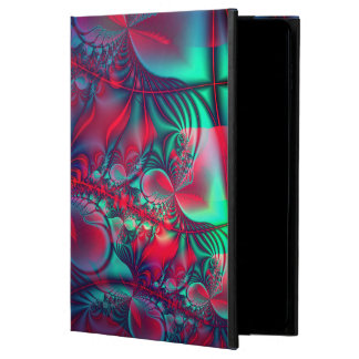Vining Red Abstract Fractal Art Powis iPad Air 2 Case