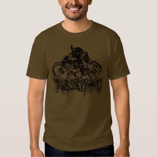 Vinmot Ornate (vintage black) Shirt