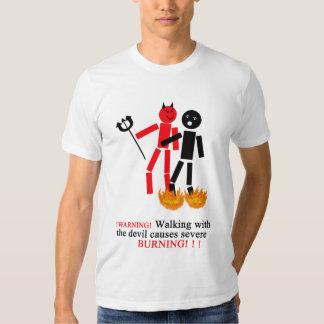 vinnies walk w devil latest shirts