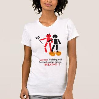 vinnies walk w devil latest t shirts