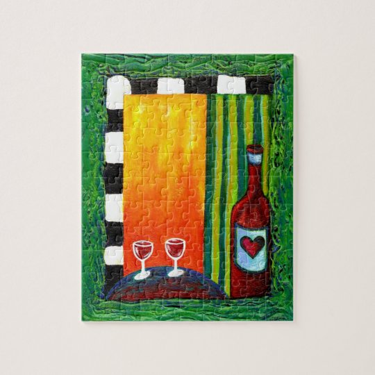 Vino Love Puzzle