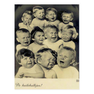 Vintage 10 postcard