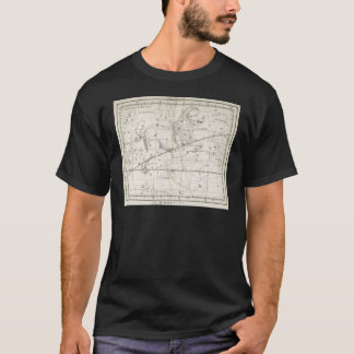 Vintage 1795 Leo star Constellation T-Shirt