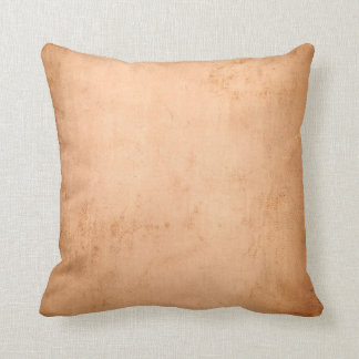 Vintage 1800s Antique Book Leather Tan Background Cushion