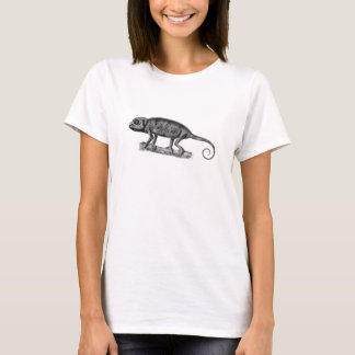Vintage 1800s Iguana Lizard Illustration Iguanas T-Shirt