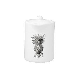 Vintage 1800s Pineapple Illustration Pineapples