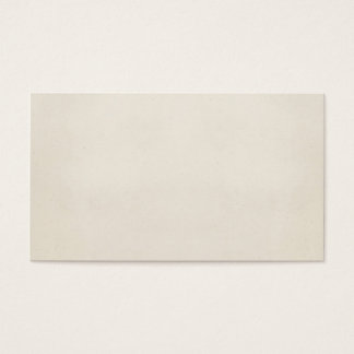 Vintage 1817 Parchment Paper Template Blank Business Card