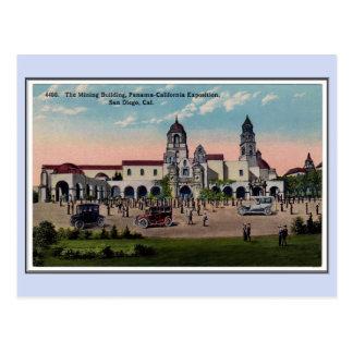 Vintage 1915 Panama California Expo San Diego 1 Postcard
