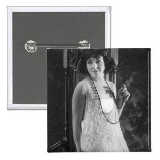 Vintage 1920s Women's Flapper Fashion Pins