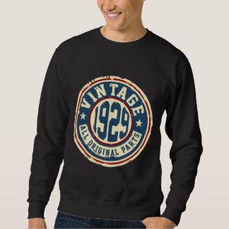 Vintage 1929 All Original Parts Sweatshirt