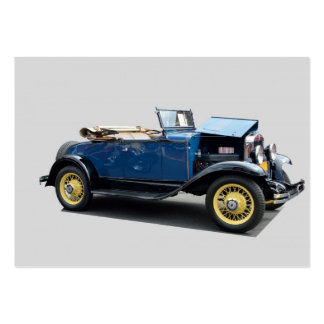 Vintage 1930 Chevrolet Convertible Car Pack Of Chubby Business Cards