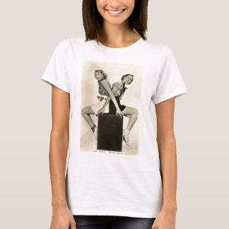 Vintage 1930s Film Star Pinup T-Shirt