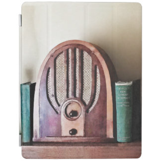 Vintage 1930s Radio iPad Cover