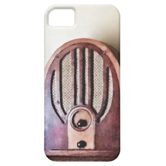Vintage 1930s Radio iPhone 5 Case