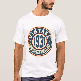 Vintage 1931 All Original Parts T-Shirt