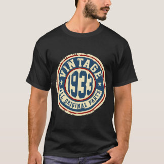 Vintage 1933 All Original Parts T-Shirt