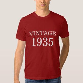 Vintage 1935 shirt