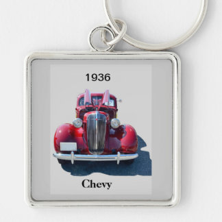Vintage 1936 Chevrolet Key Ring