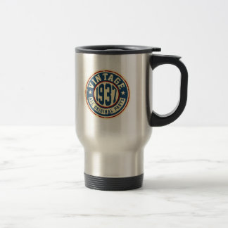 Vintage 1937 All Original Parts Travel Mug