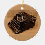 Vintage 1937 Underwood Typewriter Ornament