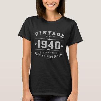 Vintage 1940 Birthday T-Shirt