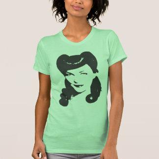 Vintage 1940 s Woman Tshirt