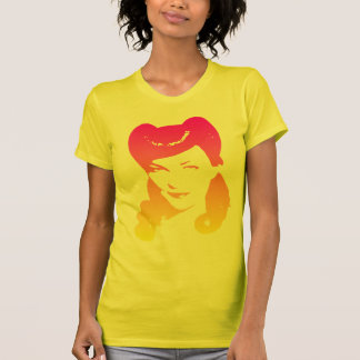 Vintage 1940's Woman (Pink & Yellow) T Shirt