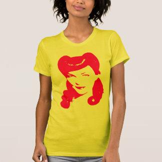 Vintage 1940's Woman Tee Shirt